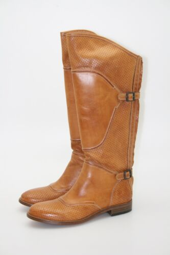 AUTHENTIC LUXURY BELSTAFF BOOTS SKYLER HIGH LADY VENT BOOT 38 38,5 UK 5