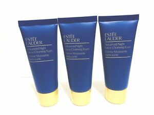 Estee-Lauder-Advanced-Night-Micro-Cleansing-Foam-Lot-3-1-0-oz-30-ml-ea-3-oz