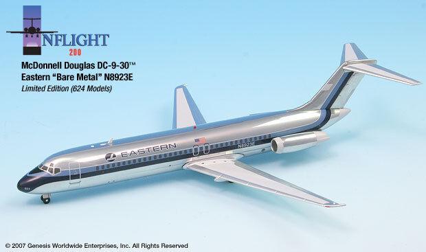 la mejor oferta de tienda online Inflight200 las Eastern Airlines Pulido n8923e Douglas Dc-9-30 1 200 200 200 Diecast Escala  nueva gama alta exclusiva