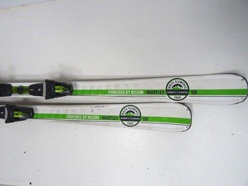 Ski Carving Elan Waveflex Mono Ti mit Bindung, (Z-Wert-11,0) 168 cm (EE707)