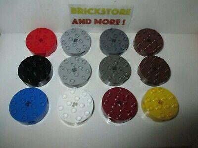 Lego Round Brick Brique Ronde 1x1 4073 Choose color.