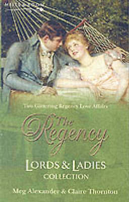1 of 1 - The Regency Lords & Ladies Collection Vol 10: Miranda's Masquerade / Gifford's L