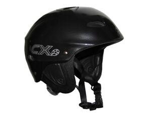 Concept-X-Wassersport-Schutz-Helm-Kite-Surf-Segeln-Wakeboarden-Grose-L-Carbon