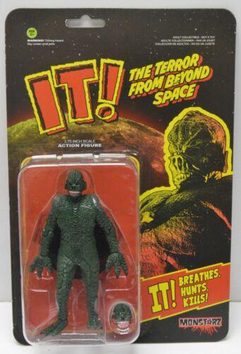 "The Terror From Beyond Space GREEN 3.75/"" Retro Action Figure NIP Monstarz IT"
