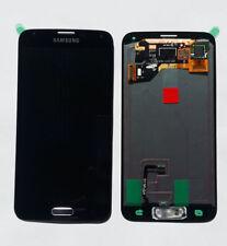 Original Samsung Galaxy S5 SM-G900F LCD Display TouchScreen Schwarz Black