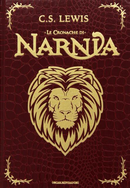 Clive S. Lewis Le cronache di Narnia. Ediz. speciale. Oscar draghi Libro