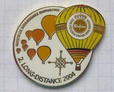 WARSTEINER / WIM 2004 LONG DISTANCE ..........  Bier-Ballon-Pin (108b)
