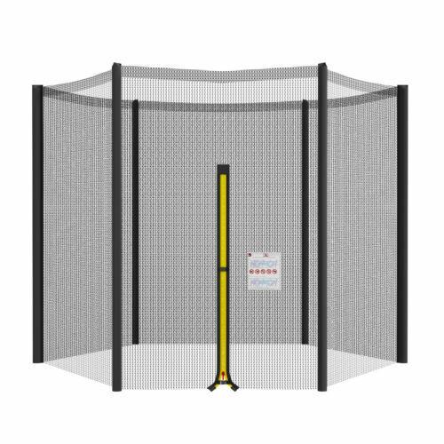 Komplettset Ersatzteil mit Randabdeckung Umrandung Sicherheitsnetz Für Trampolin
