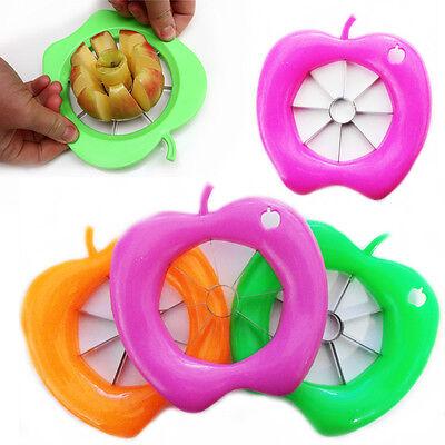 Fornitura Divisore Di Taglio Apple Slicer Frutta Pere Cutter Zeppe Forma Easy Carotatore Hand Tool- Sentirsi A Proprio Agio