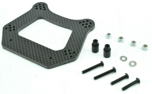 Xtreme Racing Traxxas Rustler Slash 2WD Carbon Fiber Front Shock Tower 10601
