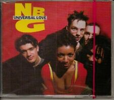 Natural Born Grooves Universal love (1996, #zyx8092) [Maxi-CD]