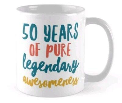 40 40th Birthday small gift idea mug mugs 1978 present sister brother friend