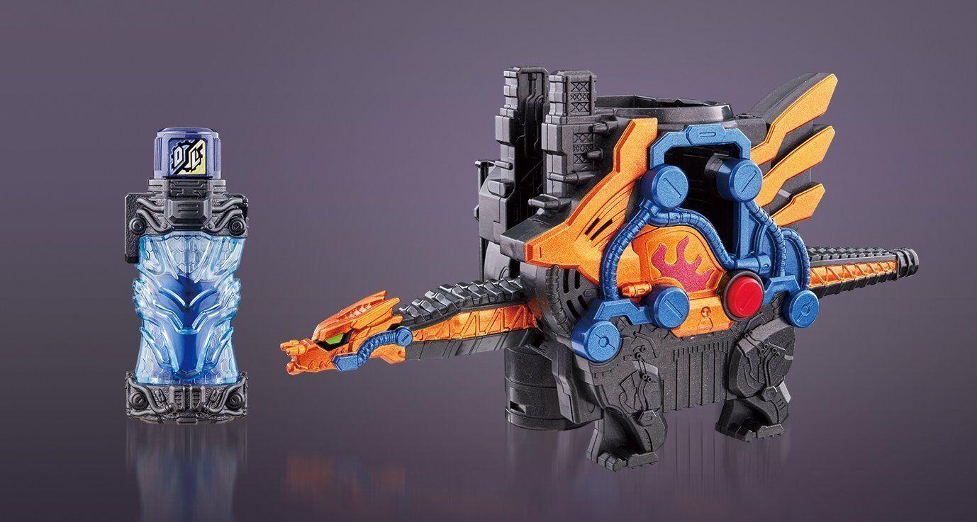 NEW Bandai Kamen Rider BUILD DX Claws CROSS-Z Dragon Figure from Japan F S