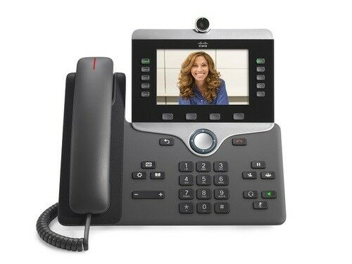 Cisco UC IP Phone 8845  NEW  Same Day Shipping CP-8845 *NEW*  CP-8845-K9