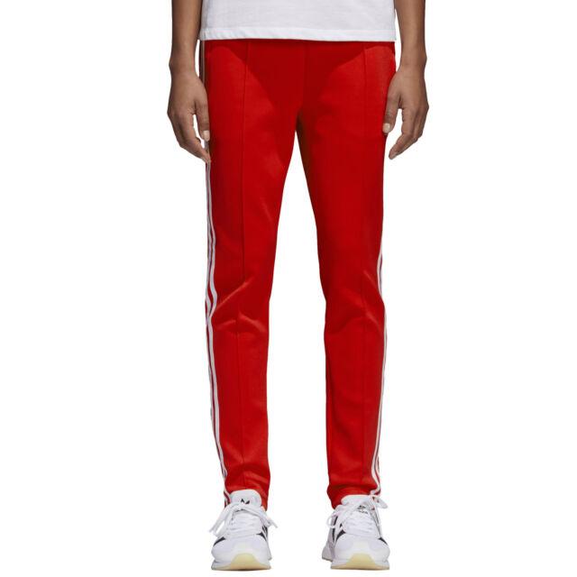 62f4d7117eae45 adidas Originals Damen Jogginghose SST TP CE2401 rot 40 günstig ...