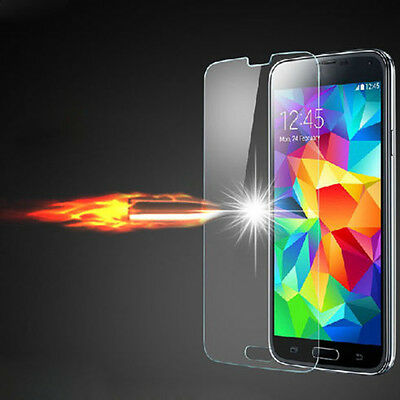 New Quality Premium Tempered Glass Screen Protector Film for Samsung Galaxy S5