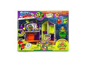 MagicBox Superzings Rivals Of Kaboom Adventure 1 SECRET LAB ATTACK playset 8431618007303