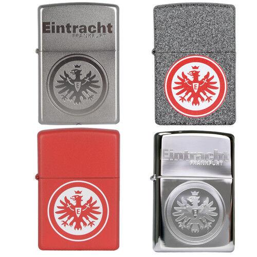 Zippo Feuerzeug Eintracht Frankfurt Frankfurt Frankfurt offizielle Lizenzartikel ver. Farben bfec04