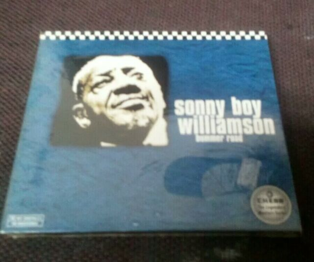 Sonny Boy Williamson Bummer Road Chess Records CD Sealed 1997
