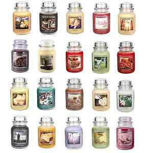 Village-Candle-26oz-1219g-Large-Jar-Double-Wick-Assorted-Fragrances