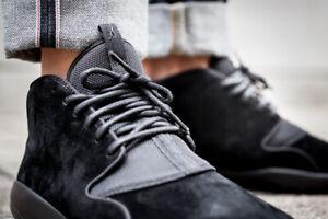 best website 3e558 aa4df Image is loading MENS-Nike-Jordan-Eclipse-Chukka-LEA-leather-SHOE-