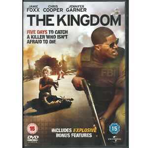 The-Kingdom-DVD-Rated-15-Includes-Bonus-Features-Universal-Pictures