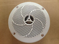 """4"""" Marine Waterproof Speakers - Boat/Wetroom/Patio/Spa/Sauna - 1 Pair"""