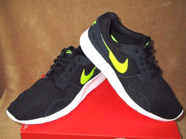 Men s Nike Kaishi Run Black   Volt Size 10  63e62d7912a8