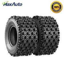 4 PLY 22x7x10 20x11x9 22x7-10 All 4 Tires 20x11-9 NEW SLASHER ATV TIRE SET