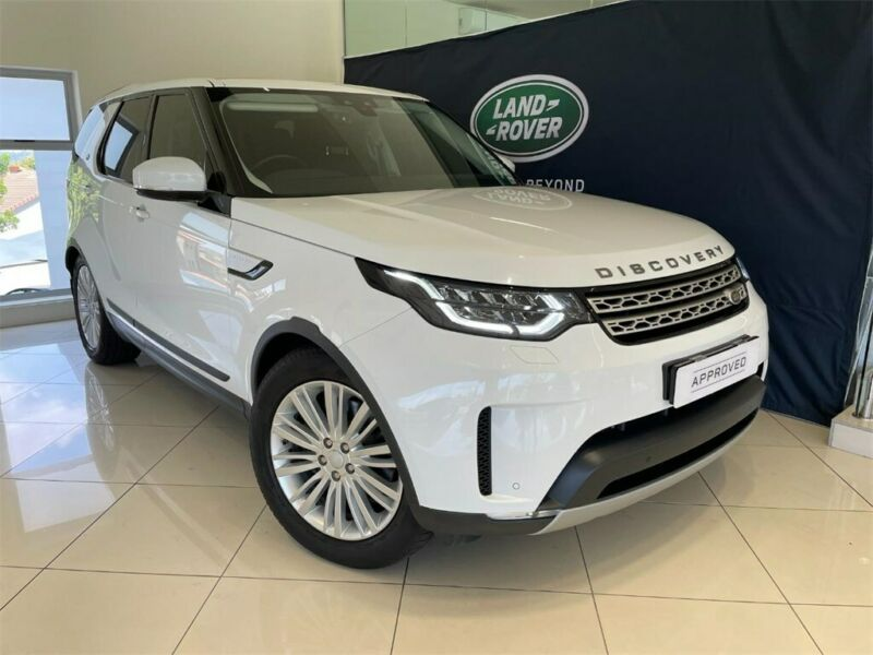 2017 Land Rover Discovery My17 3.0 V6 Hse
