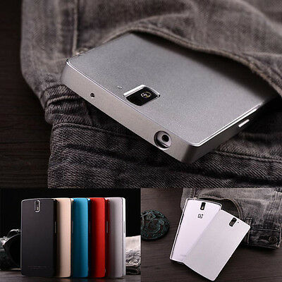Luxury Ultra-thin All Metal Aluminum Shell Back Cover Case For OnePlus One A0001