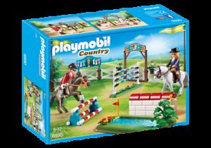 Playmobil-6930-show-de-caballo-nuevo