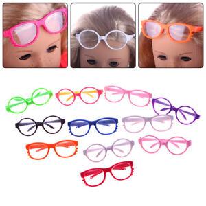 Fashion-Handmade-Doll-Girl-Glasses-For-18-Inch-Doll-Clothes-Color-Rando-Toy-O1V2