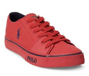 Shoestrainerssneakers Crofton Details Lauren 8 Ne Size About Bnib Mens Polo Ralph 3ARjLq54