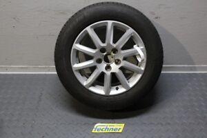 Komplettrad-Audi-A4-8K-Sommer-Rad-Felge-8K0601025AT-225-55-R16-7-5x16-ET45