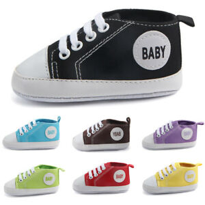 Newborn-Infant-Toddler-Sneakers-Baby-Boys-Girls-Soft-Sole-Crib-Shoes-SALE