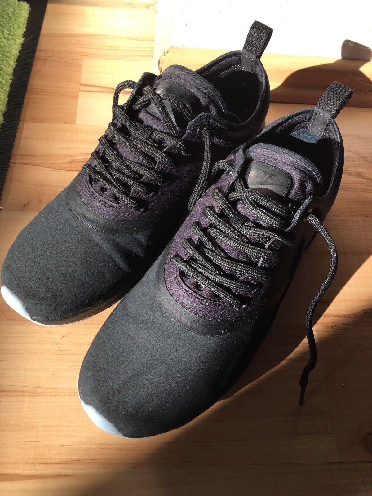 Nike Air Max Thea Ultra Premium Damenschuhe getragen, schwarz Gr. 40, nicht getragen, Damenschuhe neu 087d49