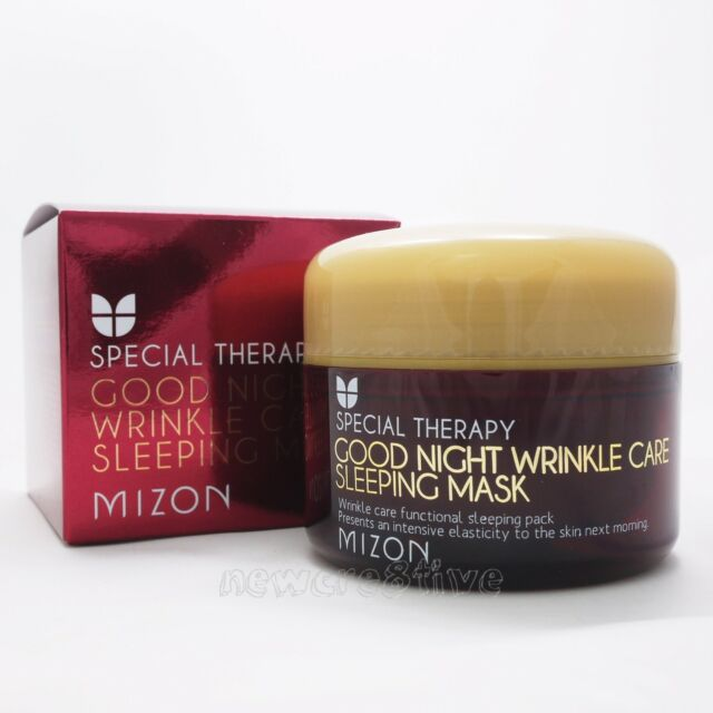 MIZON Good Night Wrinkle Care Sleeping Mask 75ml