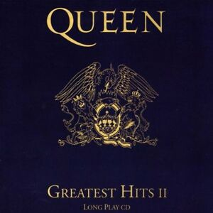 Queen-Greatest-Hits-II-Remastered-CD-NEW-unsealed