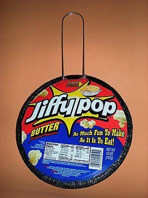 7 Jiffy Pop Butter Flavor Popcorn