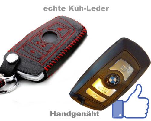 für BMW 1ER 3ER 5ER 6ER SMART KEY SCHLÜSSEL HÜLLE ETUI ABDECKUNG COVER TASCHE CA