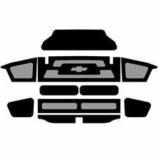 68-72 Chevelle Monte Carlo Custom Trunk Panel Kit DELUXE - TOP FUEL
