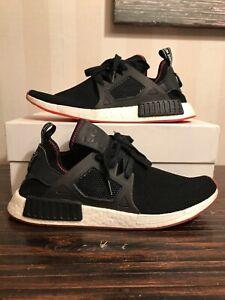 Adidas Nmd_XR1 Mens BY9924 Black Solar