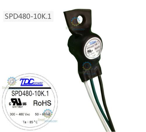TDC Surge Protector for LED Light Fixture 10KA Bulb Gas station Motel,Hotel UL