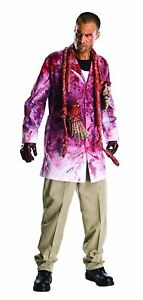 Adult-STD-Zombie-TV-Show-The-Walking-Dead-Rick-Grimes-Bloody-Lab-Coat-Costume