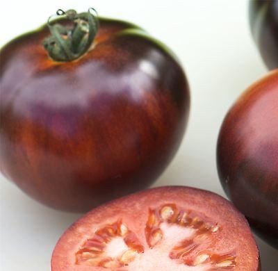 Vegetable - Tomato - Indigo Apple - 5 Seeds - Economy