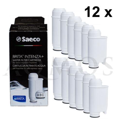 Kaffeemaschinen 12 x SAECO BRITA Claris Wasserfilter für Intenza