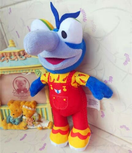 """Disney The Muppets Muppet Babies Gonzo Exclusive 8/"""" Small Plush"""