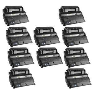10-Pack-Q5942X-42X-High-Yield-Black-Printer-Laser-Toner-Cartridge-for-HP
