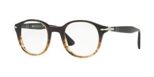 3e4a9b1e712 New Persol RX Eyeglasses Frames PO3144V 1012 49-22-145 Grey Gradient ...